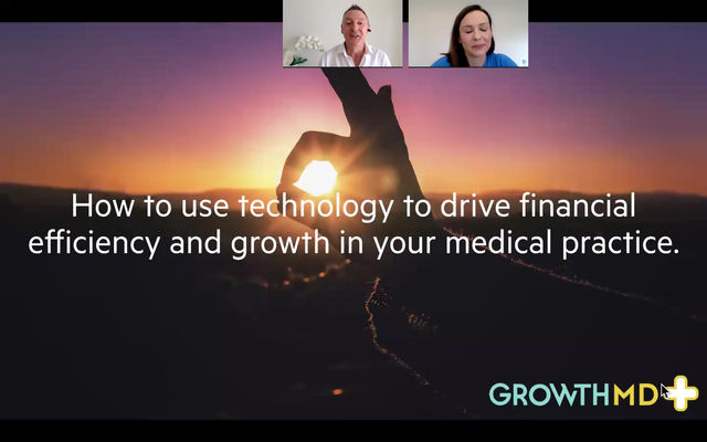 Using technology to drive financial efficiency and growth in your medical practice.
