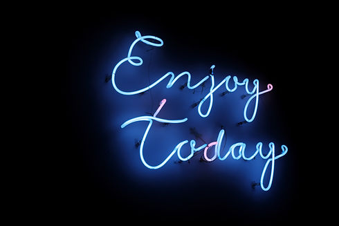 turned-on-enjoy-today-neon-signage-19353