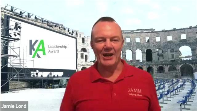 KA Leadership Award Winner - Ben Haycroft