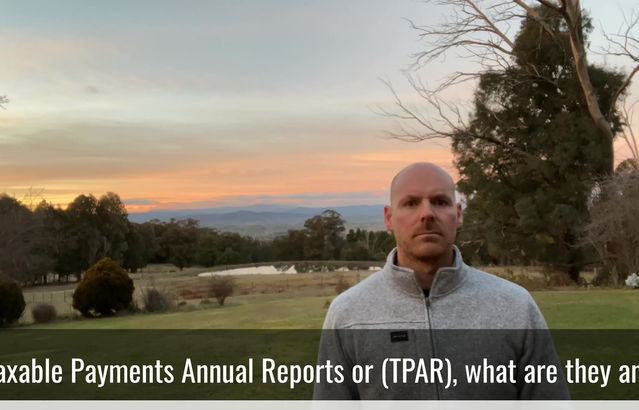 Taxable Payments Annual Reports