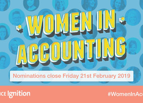 Top 50 Women in Accounting of 2018
