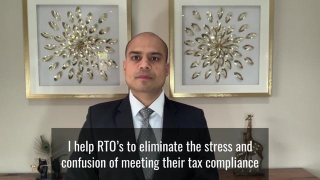 How I help RTOs