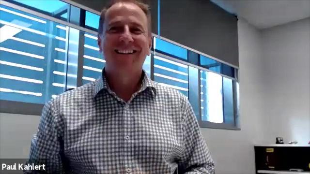 KA Leadership Award Winner - Paul Kahlert