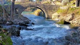 Old Ribnica River Bridge - Podgorica