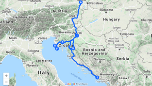 Three months in Croatia