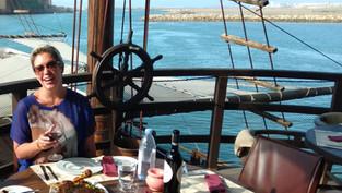 Le Dhow Restaurant Lounge - Rabat