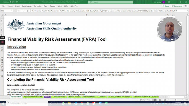What is the FVRA Tool?