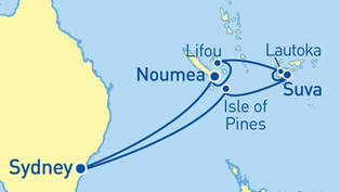 Celebrity Solstice - South Pacific & Fiji Cruise