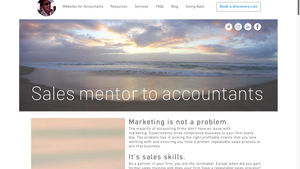 Sales Mentor to Accountants