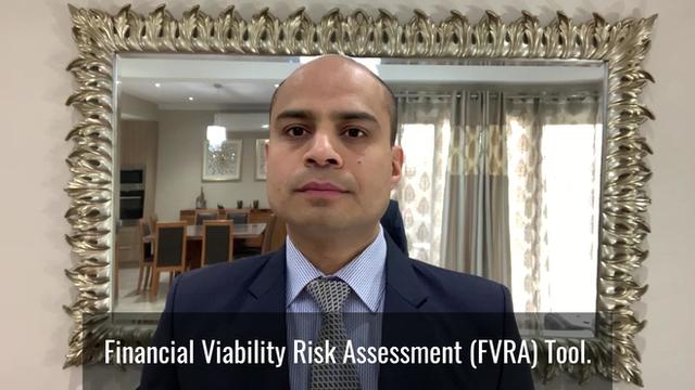 Financial Viability Risk Assessment (FVRA) Tool