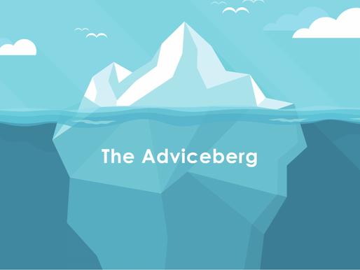 The Adviceberg