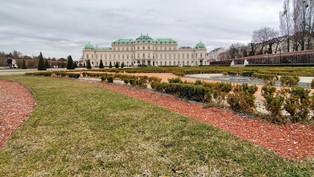 The Belvedere - Vienna