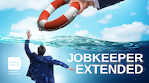 Final Stage JobKeeper and how to access it