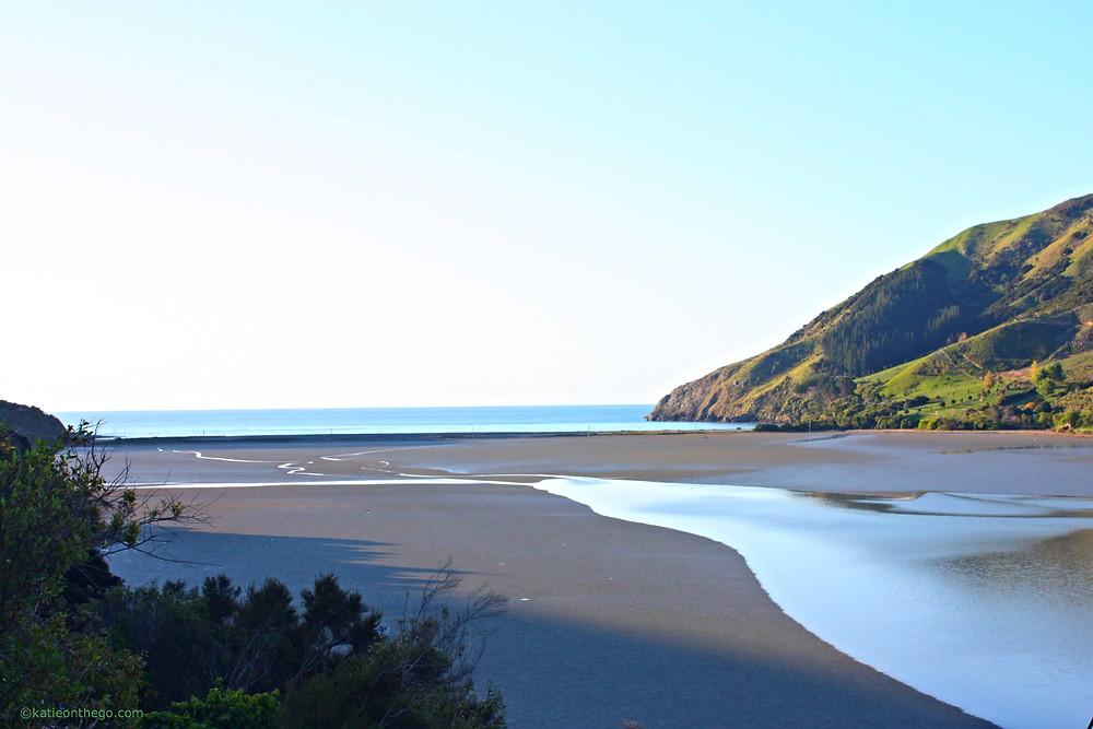 Low tide Mud Flats