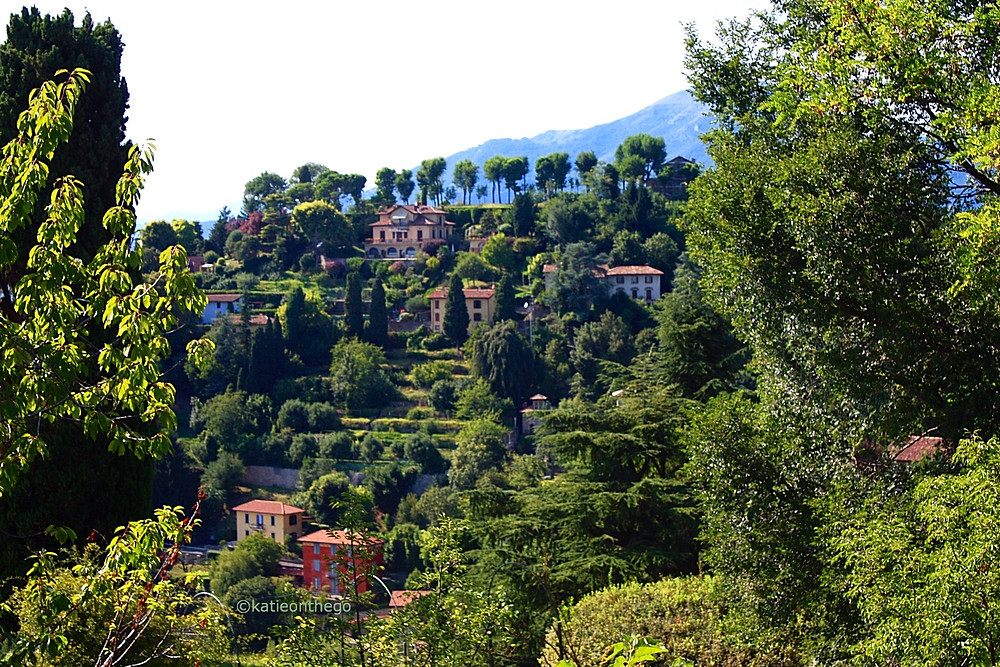 Views from Bergamo