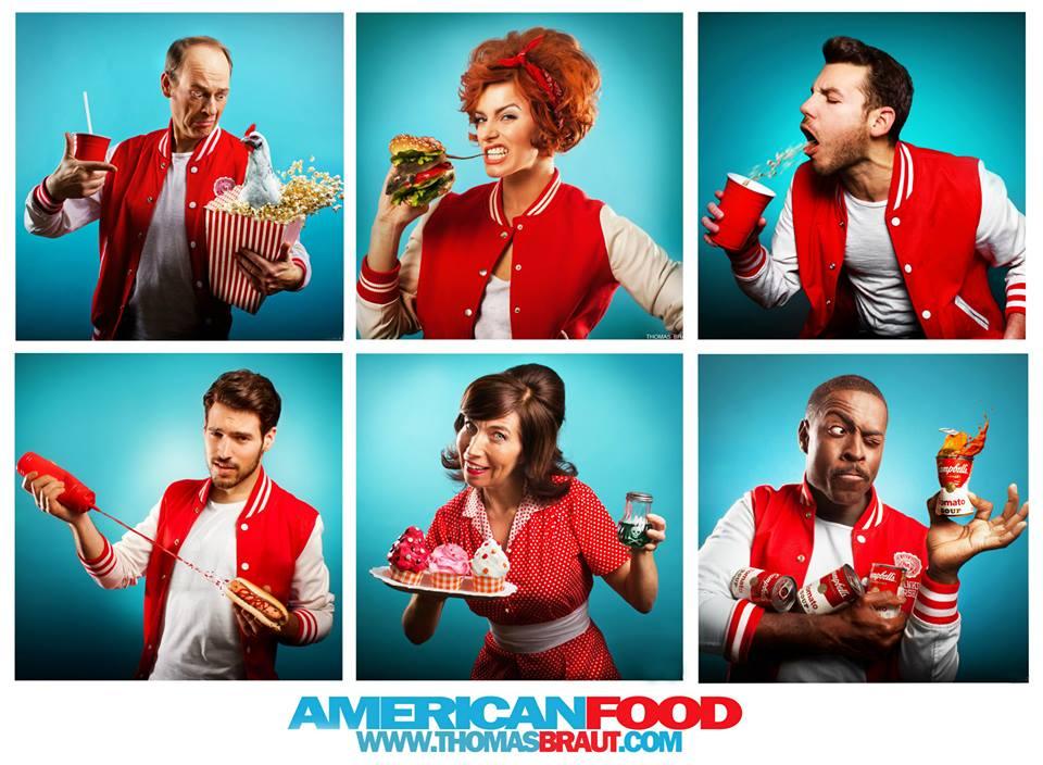 American Food / Création