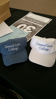 One of the two versions of our hat