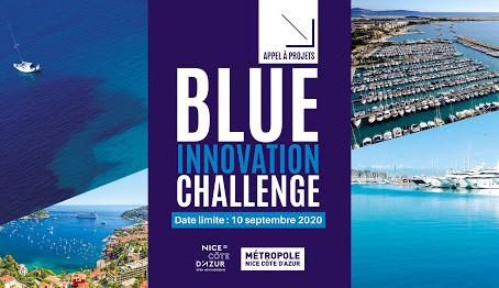 START News: La Métropole de Nice lance le Blue Innovation Challenge !