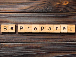 What 2020 should teach us about preparedness.