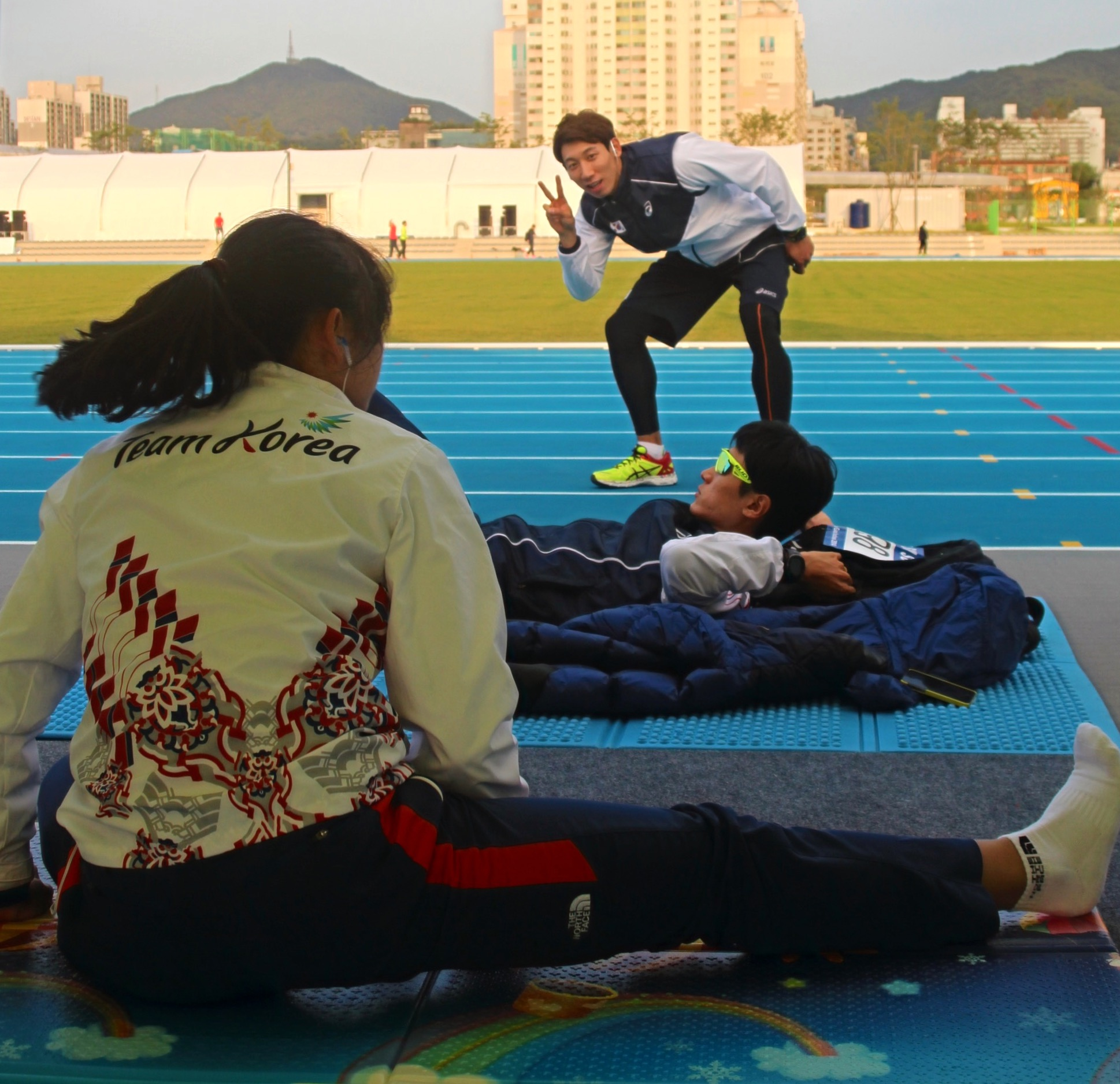 Korea Athletics Team