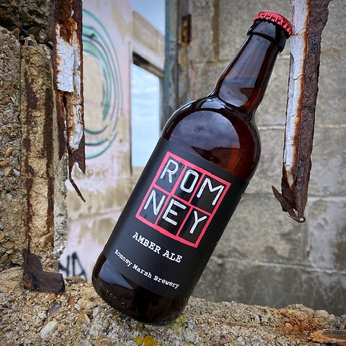 Romney Amber Ale – 4.2%