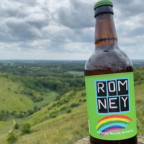 Romney Rainbow – 3.8%