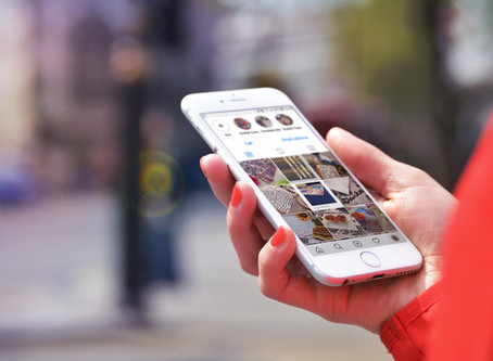 Instagram for business – what I've learned so far
