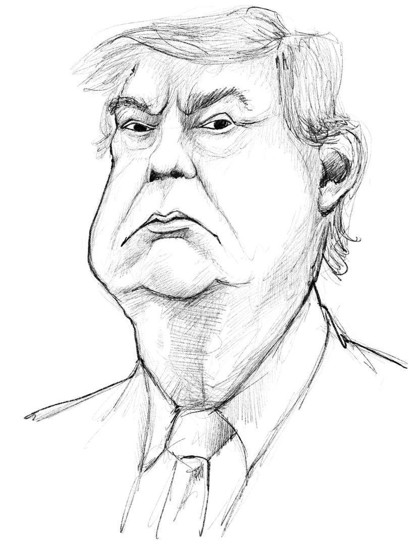 D. Trump