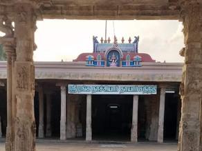 Sanctum 20 - Sri Ranga Naachiyaar Sanctum