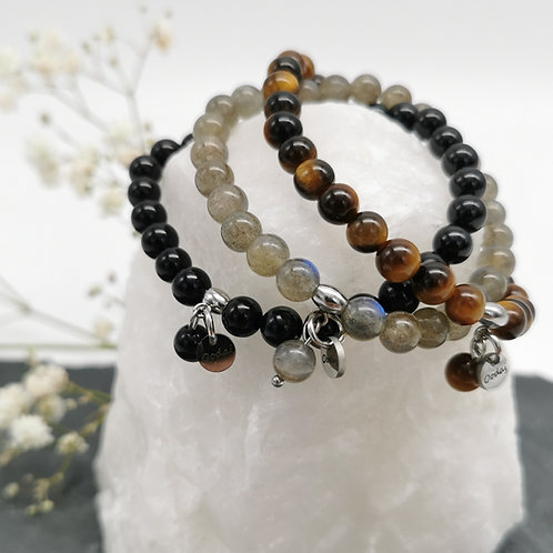 Bracelets triple protection
