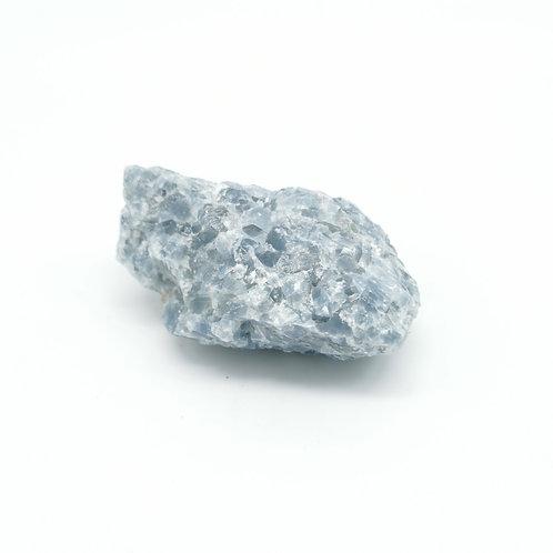 Calcite bleue brute 327 g