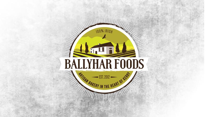 Ballyhar logo full colour