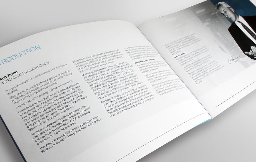 ACRO annual report - intro