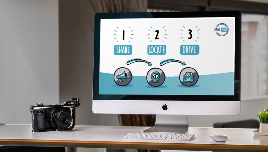 Internal campaign screens