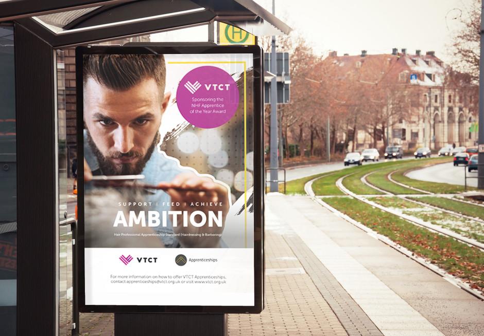 Apprenticeship ad campaign