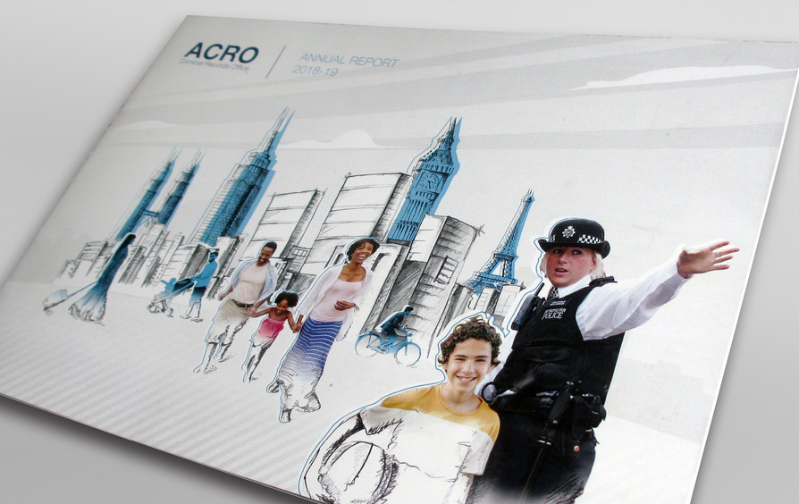 ACRO annual report - front cover