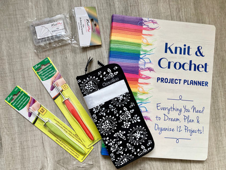 All I want for Christmas is... Crochet Goodies!