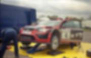Corbeau Seats Rally Tendring & Clacton 2019
