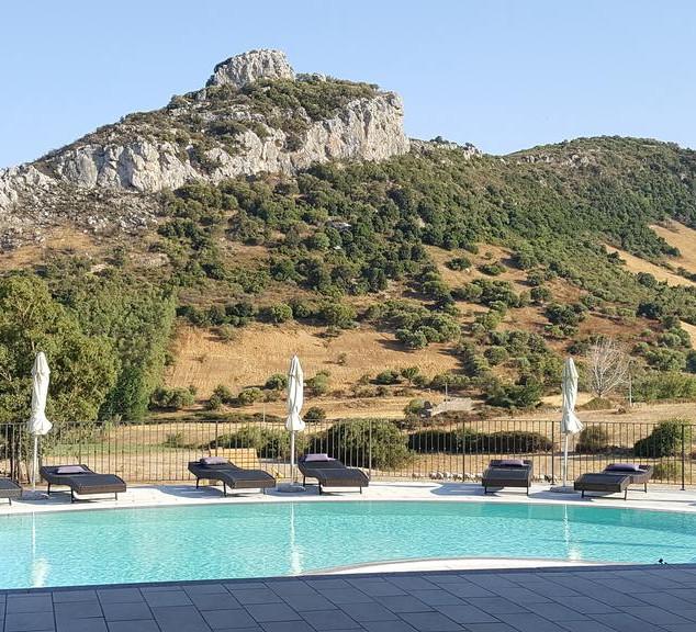 Vista del Monte Nioleo