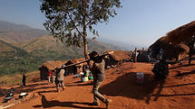 Artisanal miners in the DRC