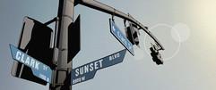 Sunsetstrip - THE DIRT