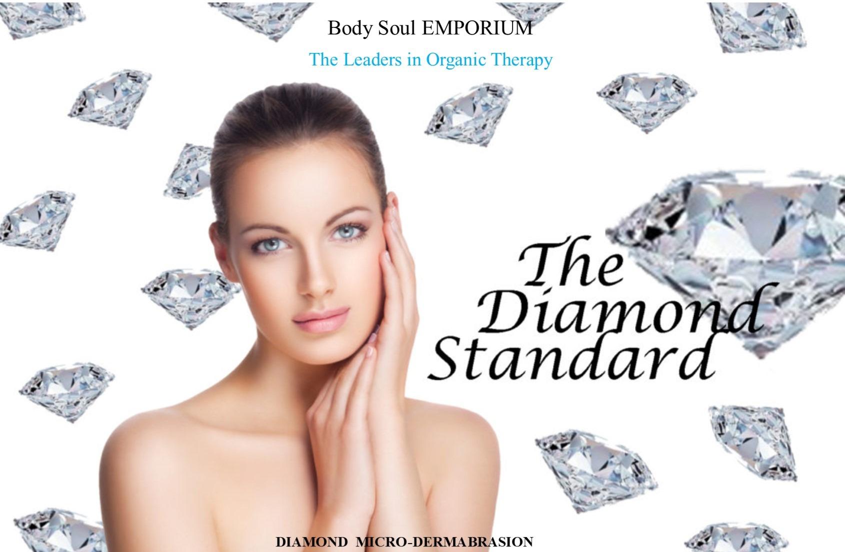 Diamond Micro Dermabrasion
