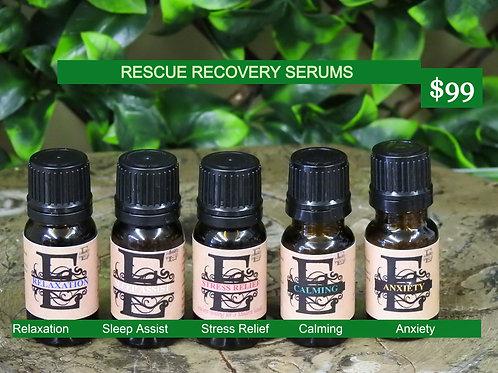 Rescue Essential oils Pack