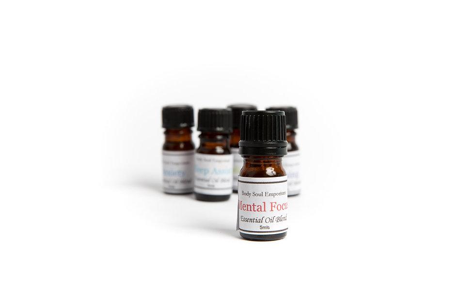 Mental Focus- Clarity  essential oil Blend