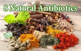 8 Natural Antibiotics