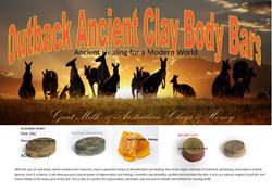 Ancient Clay Body Bars