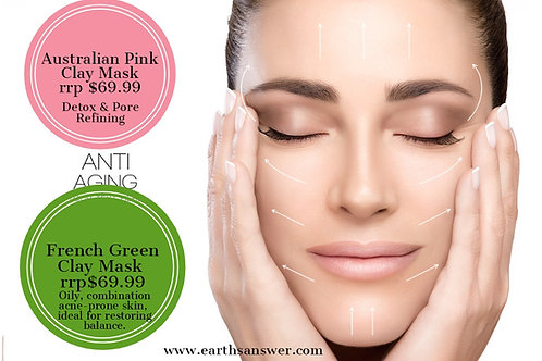 Australian Pink Clay Mask