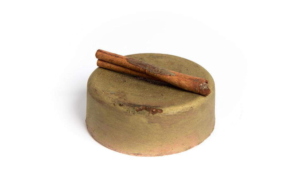 Try our Ancient Body Bar with Ceylon Cinnamon- Goat milk & Organic Honey