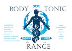 BODY TONIC RANGE