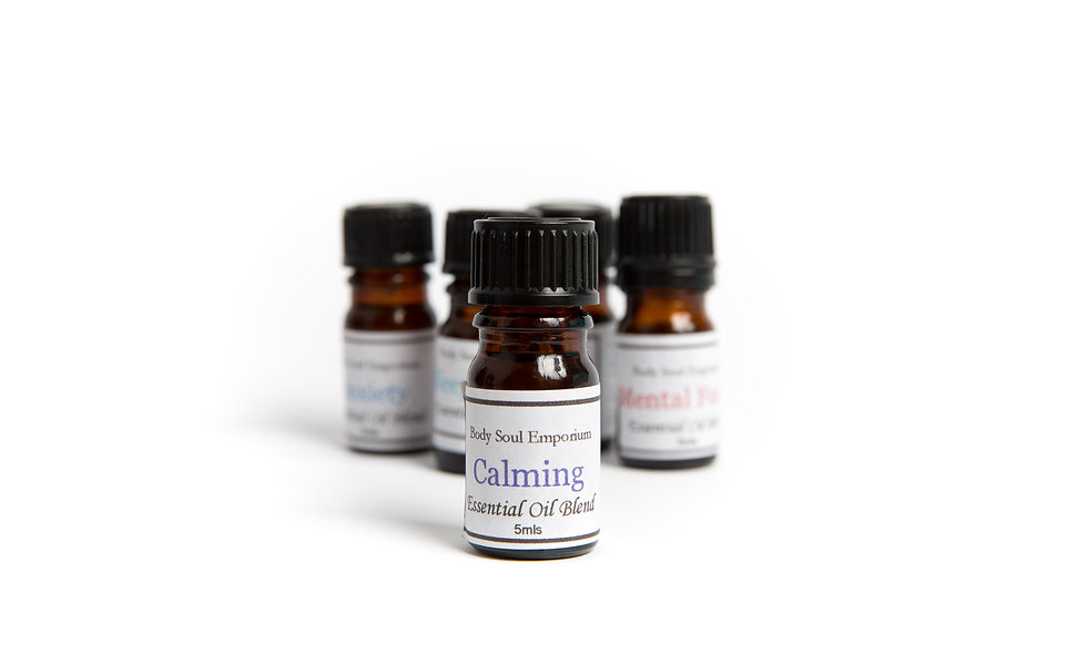 Calming  essential oil Blend